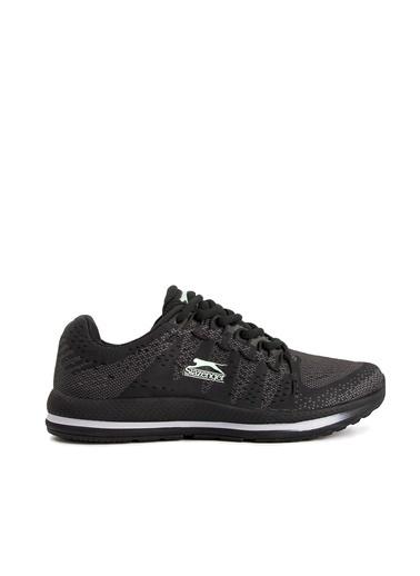 Slazenger Slazenger WOLTER Koşu & Yürüyüş Erkek Ayakkabı  Siyah